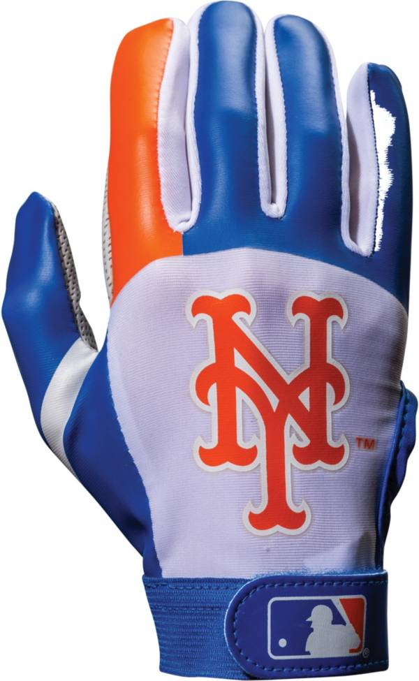 Franklin New York Mets Youth Batting Gloves product image