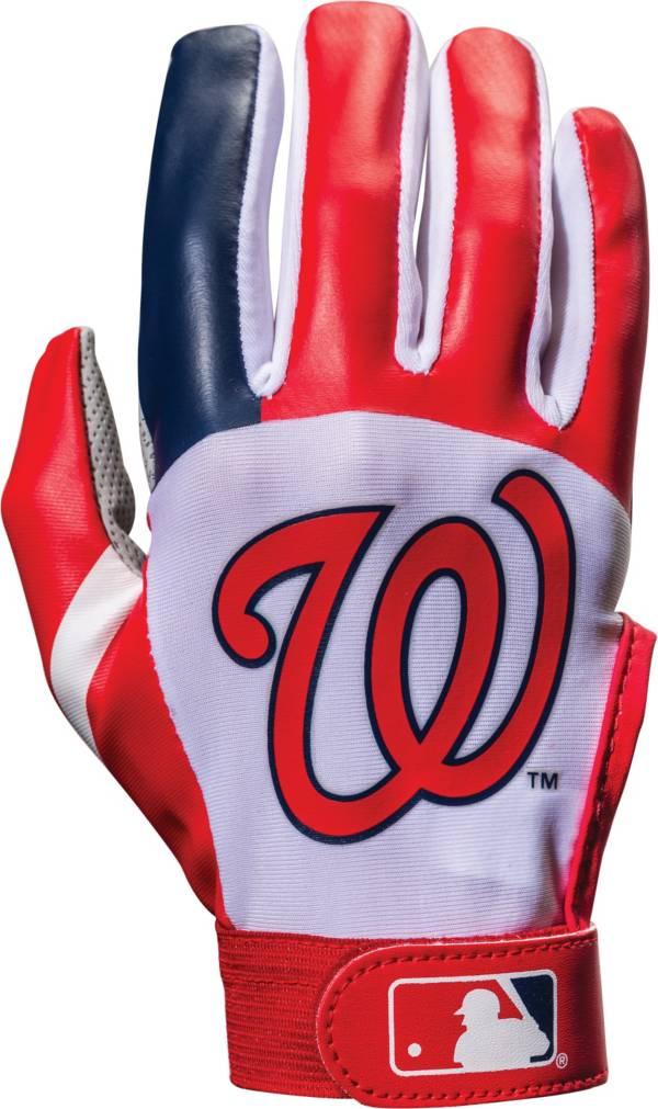 Franklin Washington Nationals Youth Batting Gloves product image