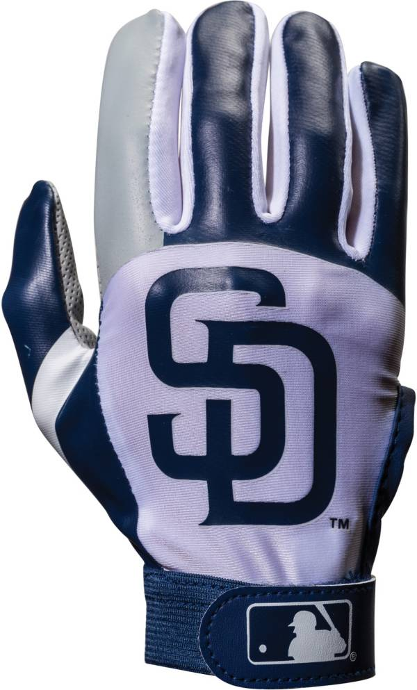 Franklin San Diego Padres Youth Batting Gloves product image