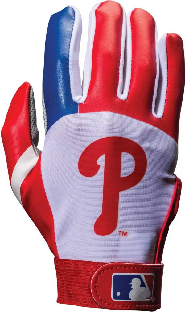 Franklin Philadelphia Phillies Youth Batting Gloves product image