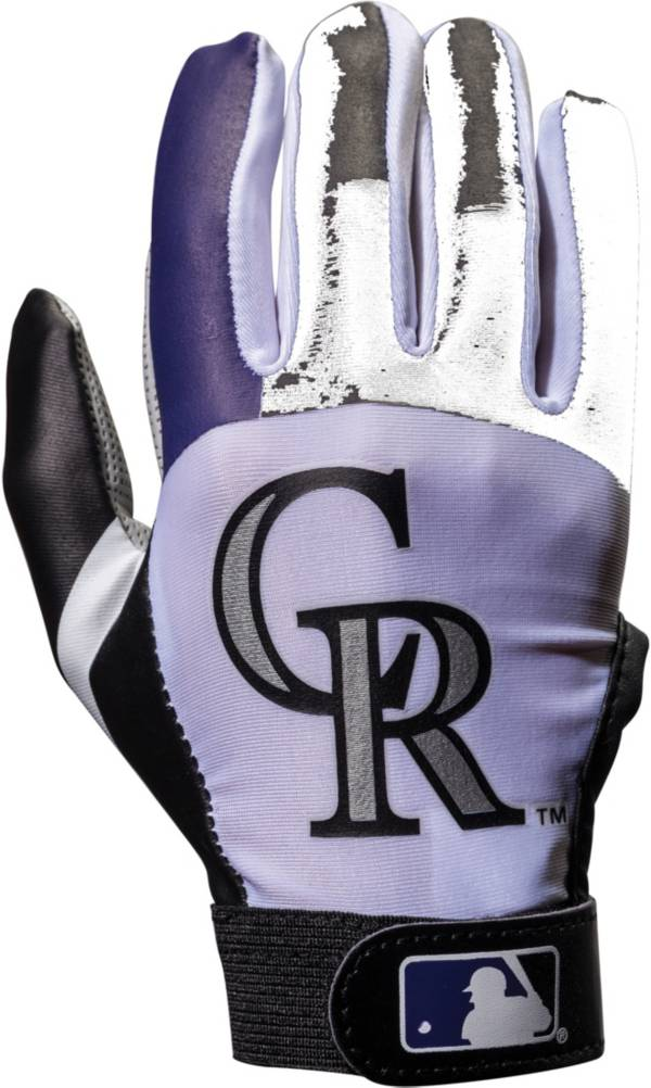 Franklin Colorado Rockies Youth Batting Gloves product image