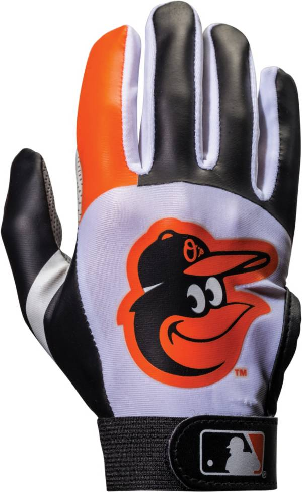 Franklin Baltimore Orioles Youth Batting Gloves product image