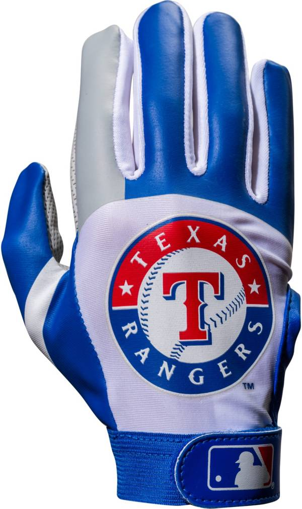 Franklin Texas Rangers Youth Batting Gloves product image