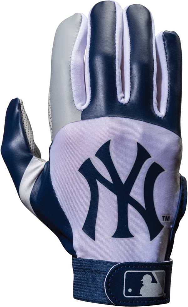Franklin New York Yankees Youth Batting Gloves product image