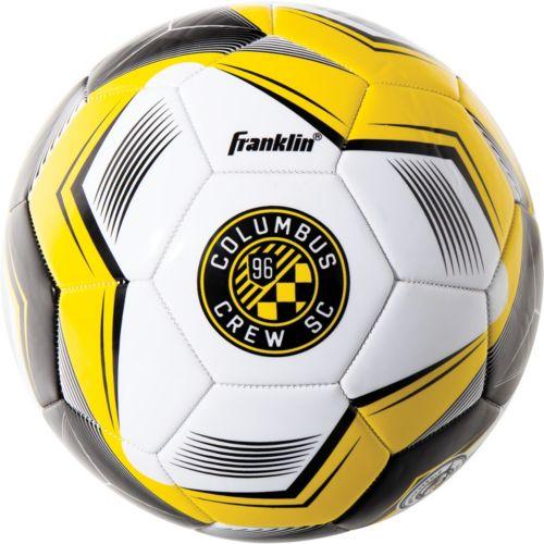 b36cc498d967e Franklin Columbus Crew Size 5 Soccer Ball | DICK'S Sporting Goods