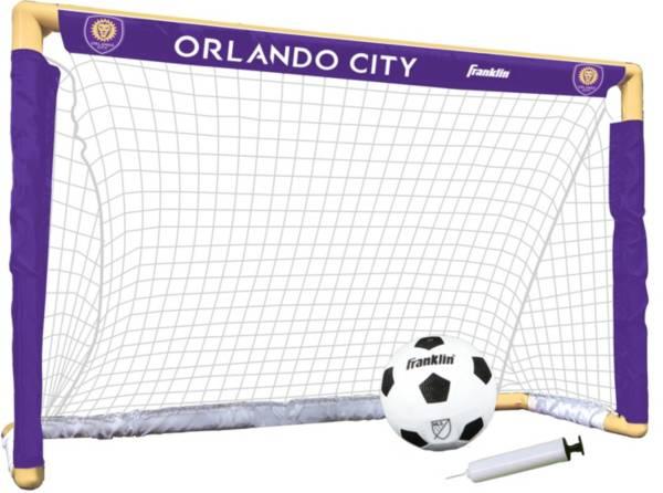 Franklin Orlando City Indoor Mini Soccer Goal Set product image