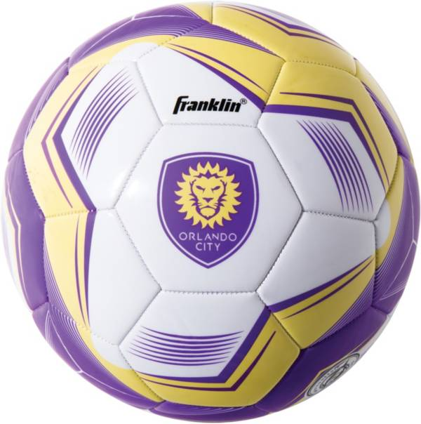 Franklin Orlando City Size 5 Soccer Ball product image