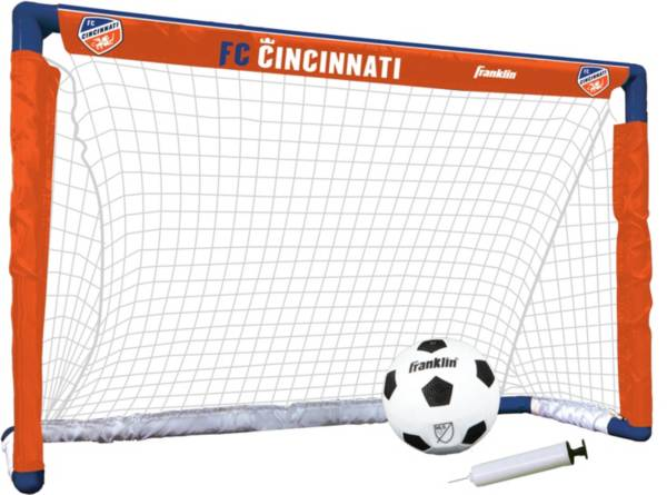 Franklin FC Cincinnati Indoor Mini Soccer Goal Set product image