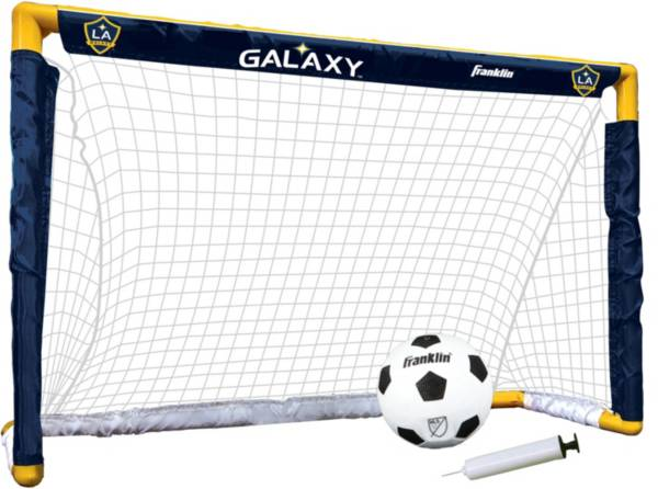 Franklin Los Angeles Galaxy Indoor Mini Soccer Goal Set product image