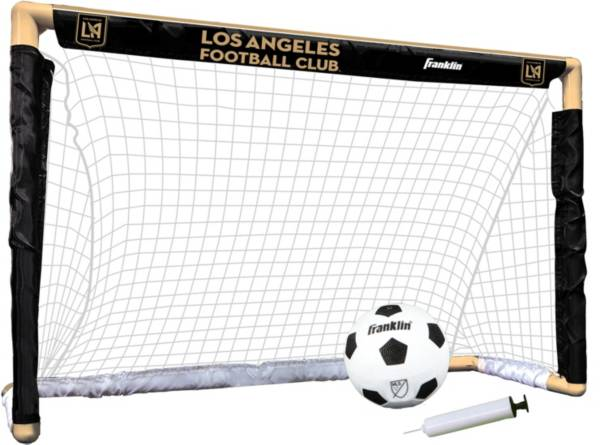 Franklin Los Angeles FC Indoor Mini Soccer Goal Set product image