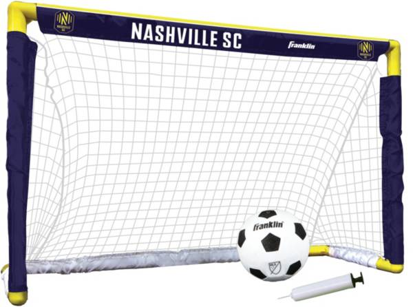 Franklin Nashville SC Indoor Mini Soccer Goal Set product image