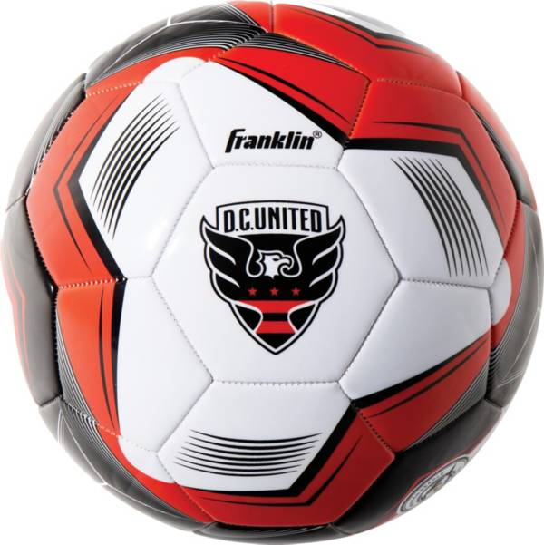 Franklin DC United Size 1 Soccer Ball product image