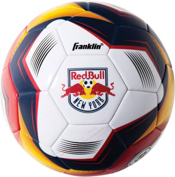 Franklin New York Red Bulls Size 5 Soccer Ball product image