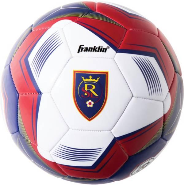 Franklin Real Salt Lake Size 5 Soccer Ball product image