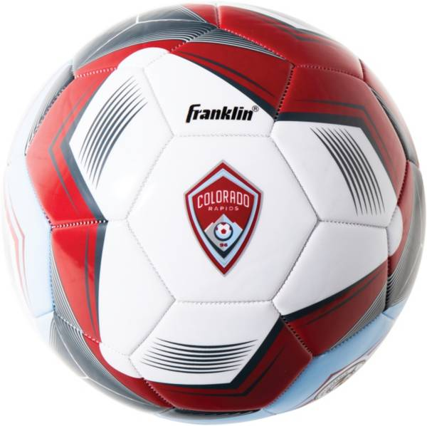 Franklin Colorado Rapids Size 5 Soccer Ball product image
