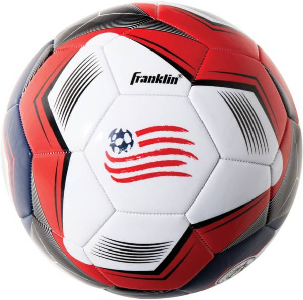 Franklin New England Revolution Size 5 Soccer Ball product image