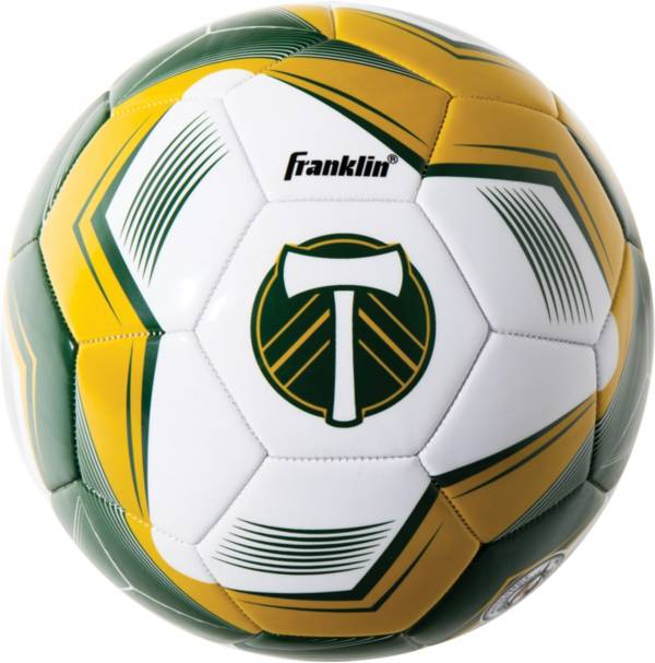 Franklin Portland Timbers Size 5 Soccer Ball product image