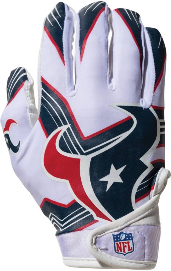 Franklin Houston Texans Youth Receiver Gloves product image