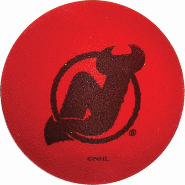 Franklin New Jersey Devils 6 Pack Hockey Balls product image