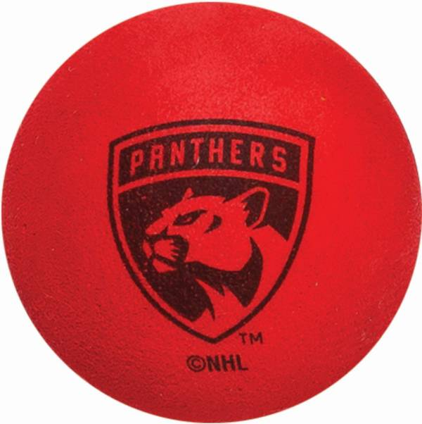 Franklin Florida Panthers 6 Pack Hockey Balls product image