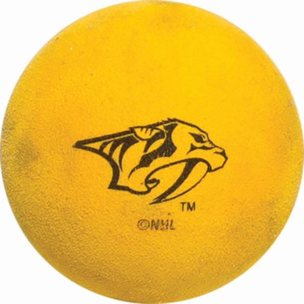 Franklin Nashville Predators 6 Pack Hockey Balls product image