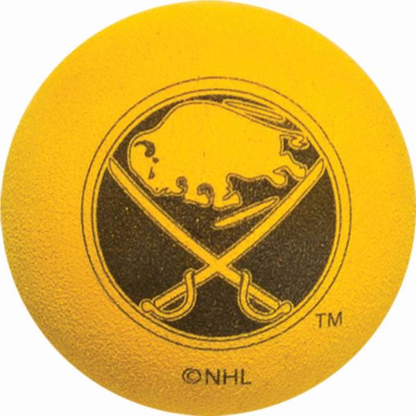 Franklin Buffalo Sabres 6 Pack Hockey Balls product image