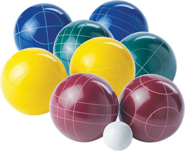 Franklin Sports 100mm Bocce Ball Set product image