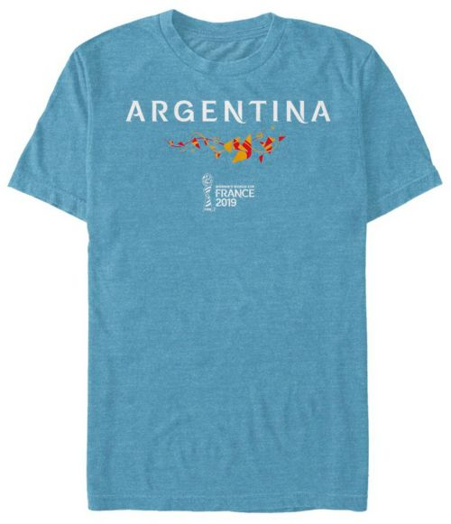 444f591f699a49 Fifth Sun Men s 2019 Women s FIFA World Cup Argentina Graphic Blue T ...