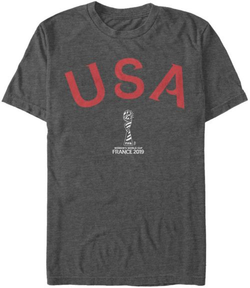 aab7cc4e2 Fifth Sun Men s 2019 Women s FIFA World Cup USA Soccer Team Black T ...