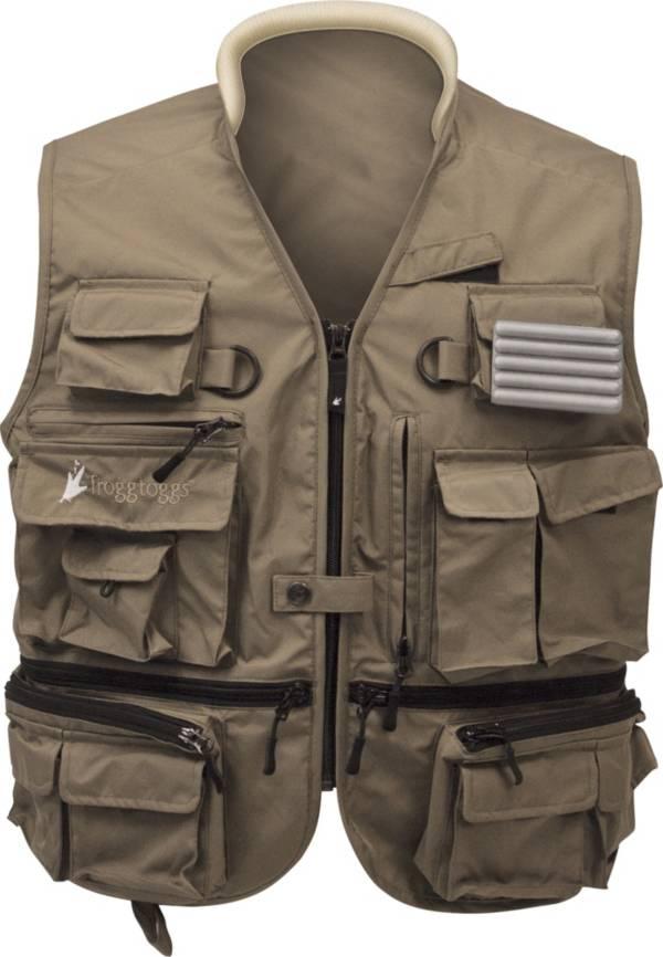 frogg toggs Men's Hellbender ToadSkinz Pack Fishing Vest product image
