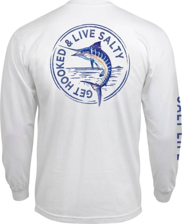 Salt Life Men's Marlin Stamp Long Sleeve Shirt product image