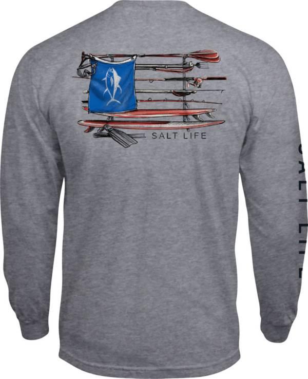 Salt Life Men's Salt Quiver Long Sleeve Shirt product image