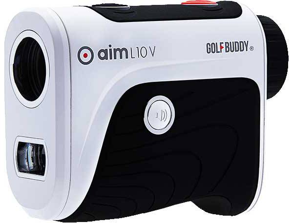 GolfBuddy aim L10V Talking Laser Rangefinder product image