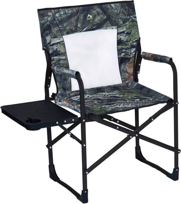 GCI Outdoor Camo Slim Fold Director's Chair product image