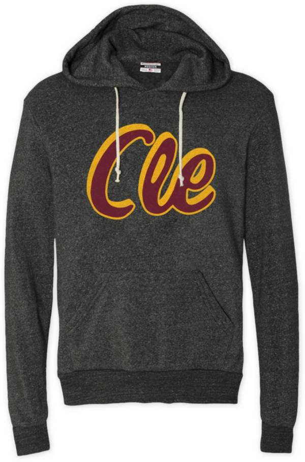 Where I'm From Men's CLE Black Pullover Hoodie product image
