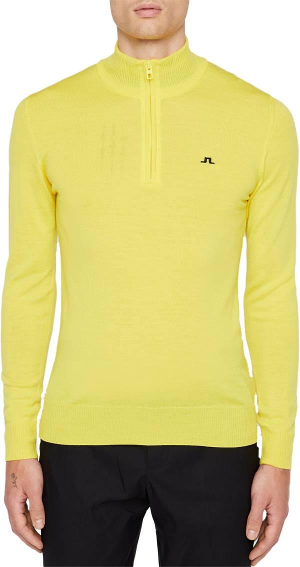 J.Lindeberg Men's Kian 2.0 ¼ Zip Golf Pullover product image