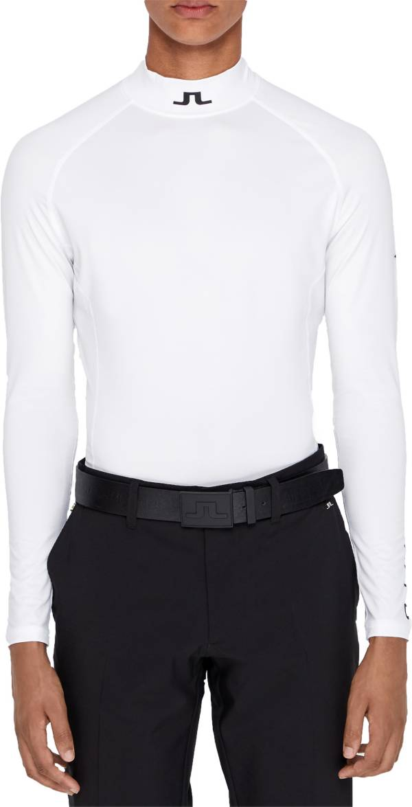 J.Lindeberg Men's Aello Soft Compression Baselayer Golf Top product image