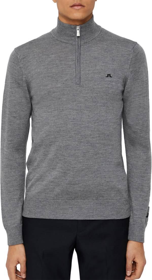 J.Lindeberg Men's Kian Tour Merino ¼ Zip Golf Sweater product image