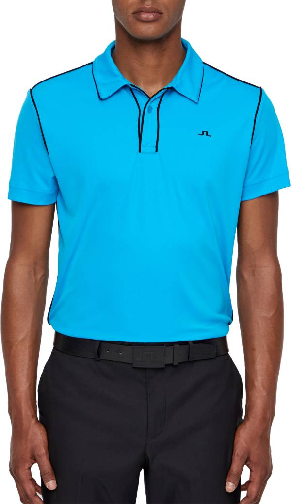 J.Lindeberg Men's Tomi Lux Pique Golf Polo product image