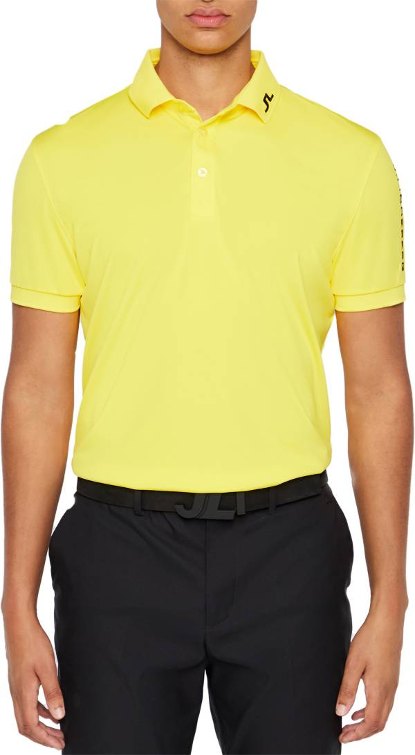 J.Lindeberg Men's Tour Tech Jersey Golf Polo product image