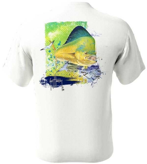 Guy Harvey Men's Mahi Time Pocket T-Shirt product image
