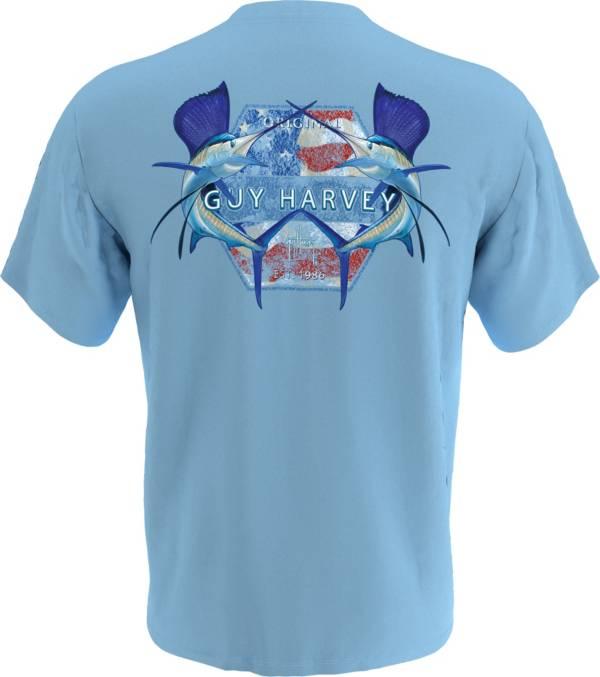 Guy Harvey Men's Sailfish Americana T-Shirt product image