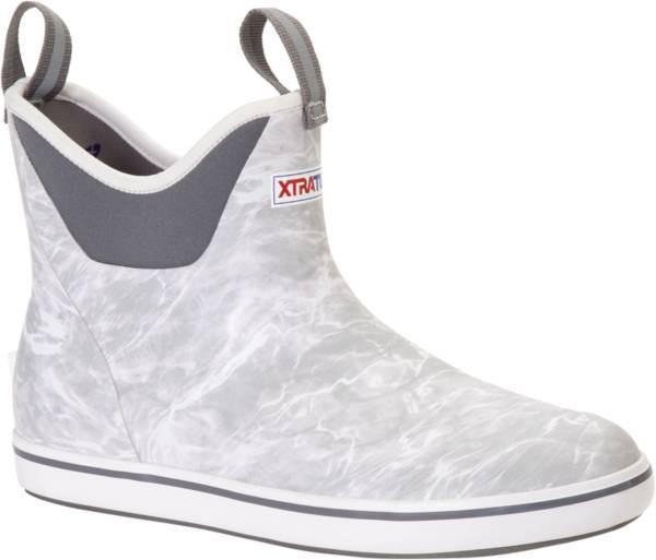XTRATUF Men's 6'' Mossy Oak Waterproof Deck Boots product image