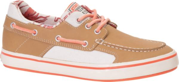XTRATUF Women's Salmon Sisters Finatic II Boat Shoes product image
