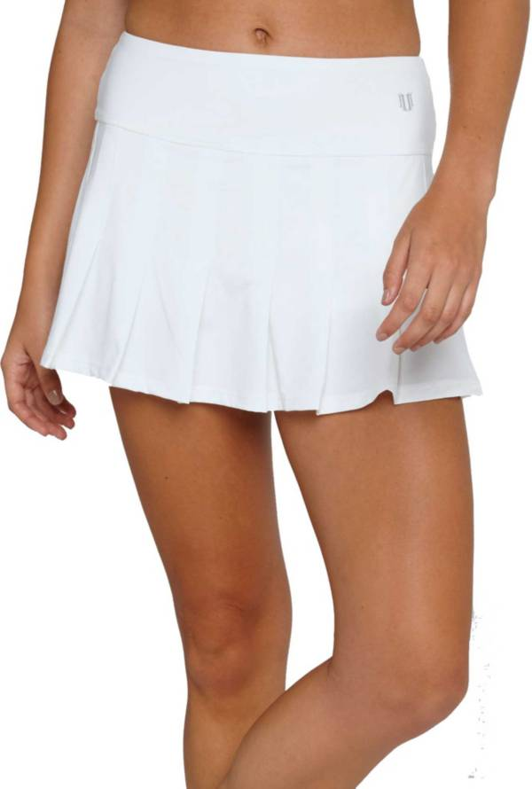 "EleVen by Venus Women's Flutter 13"" Tennis Skort product image"
