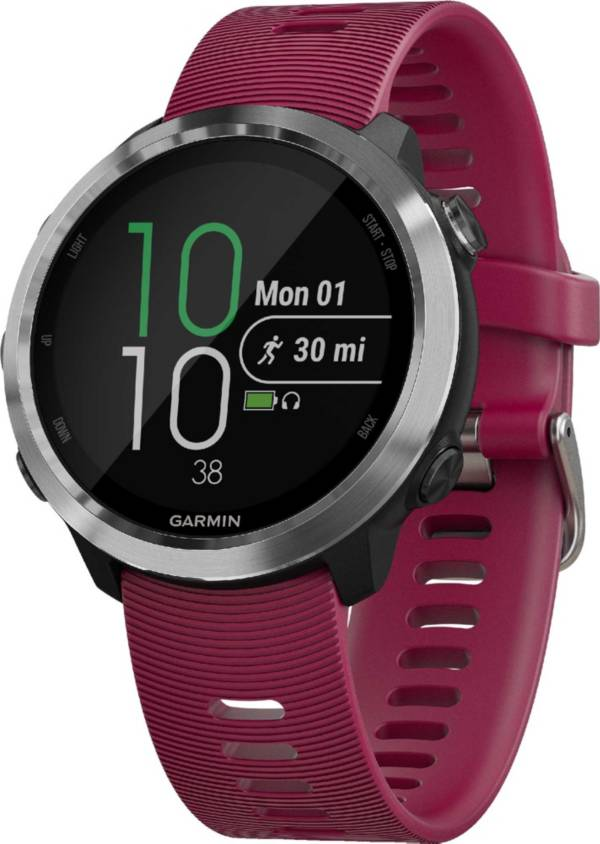 Garmin Forerunner 645 Music GPS Running Smartwatch product image