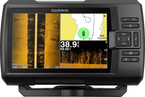 Garmin STRIKER Plus 7sv GPS Fish Finder (010-01874-00) product image