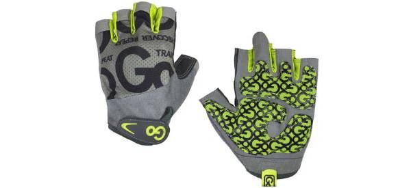 GoFit Women's Go Grip Training Gloves product image
