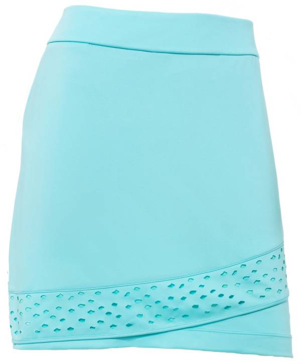 "EP Pro Women's 19"" Pull-On Laser Cut Golf Skort product image"