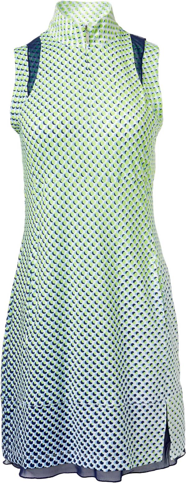 EP Pro Women's Sleeveless Gradated Dot Print Golf Dress product image
